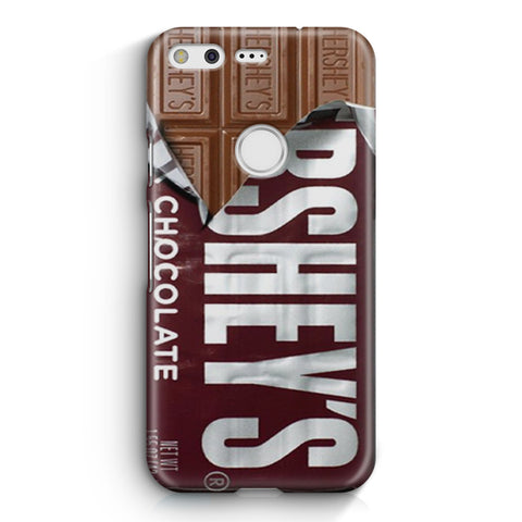 Hershey's Chocolate Candybar Google Pixel XL Case