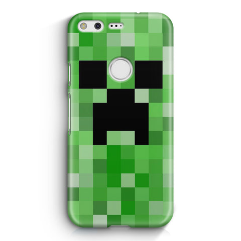 Minecraft Creeper Google Pixel XL Case