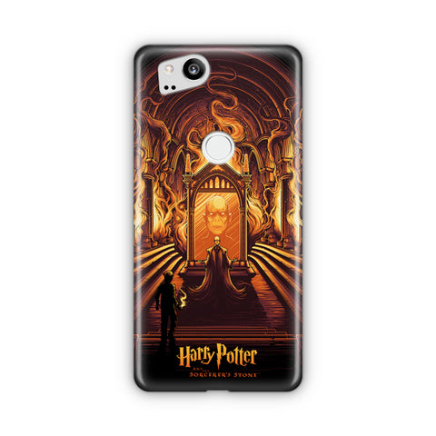 Harry Potter Triptych Google Pixel 3 Case