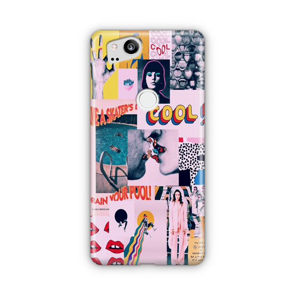 Collage Google Pixel Case
