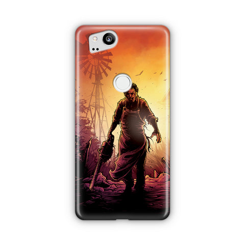 The Texas Chainsaw Google Pixel Case