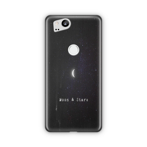 Moon and Star Google Pixel Case