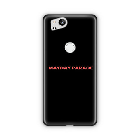 Mayday Parade Broken Glass Google Pixel 2 Case