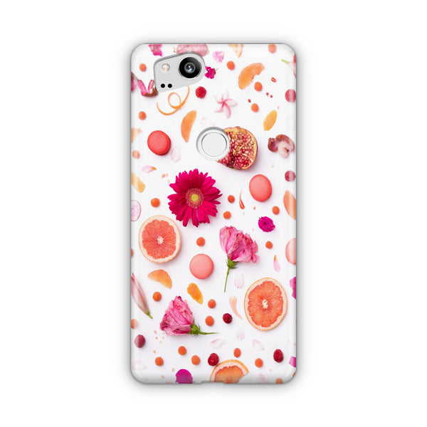 Fruits Summer Fruit Google Pixel Case