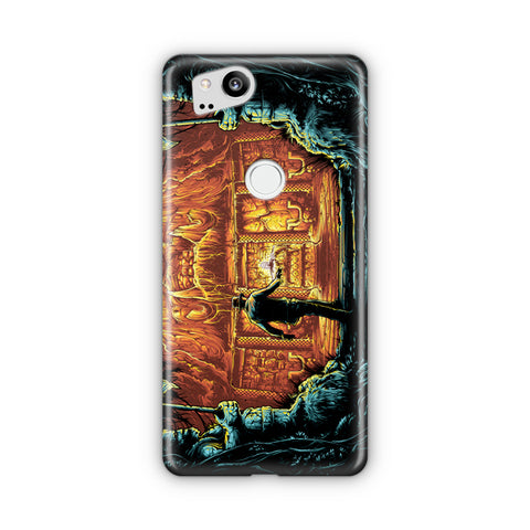 Indiana Jones Google Pixel 2 Case