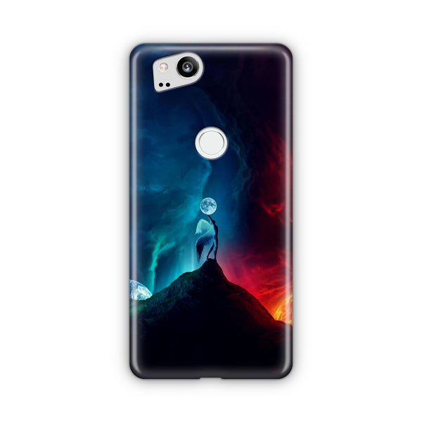 Take it Moon Google Pixel Case