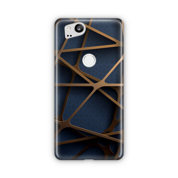 Disordered Lines Google Pixel 2 Case