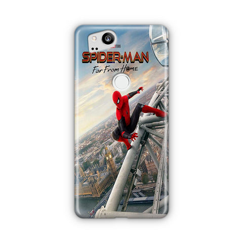 Spider-Man Far From Home's Google Pixel 2 Case
