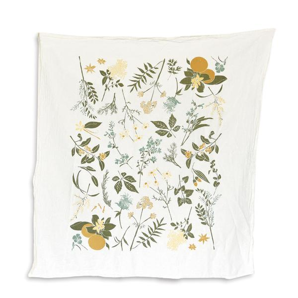 Flour Sack Cotton Tea Towel
