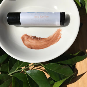 Tinted Lip Balm Iced Coffee