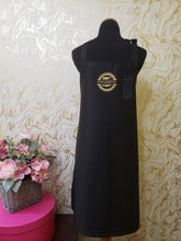 Load image into Gallery viewer, Bespoke Apron in contrast Gold Stitching - High Quality Poly/Cotton