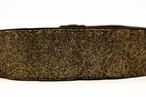 Shimmery Gold Fabric CINCHEX Belt