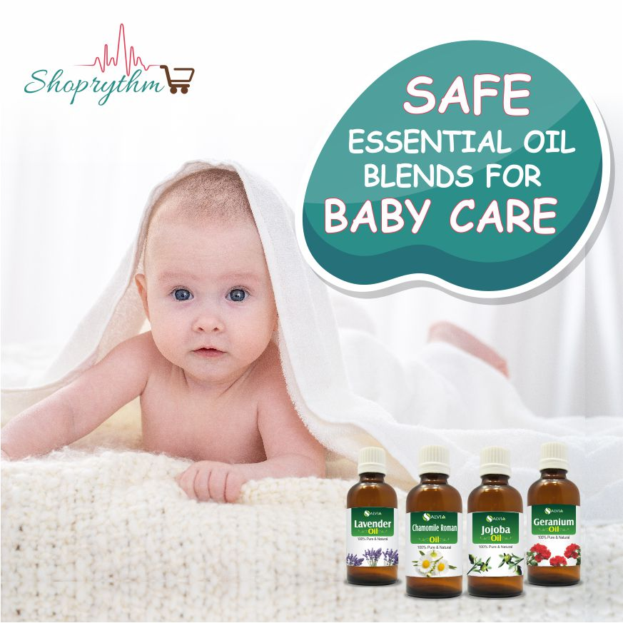 Essential oil for Baby Massage