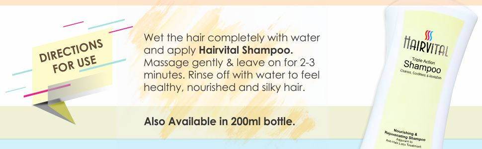 shampoo to avoid hair fall