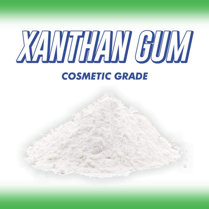 Salvia Cosmetic Raw Material MYOC Xanthan Gum Powder Pure & Organic, Non GMO, Gluten Free | Used For Emulsion Stabilizer, Film-Forming Agent, Binder | Cosmetic Grade (230 gram)