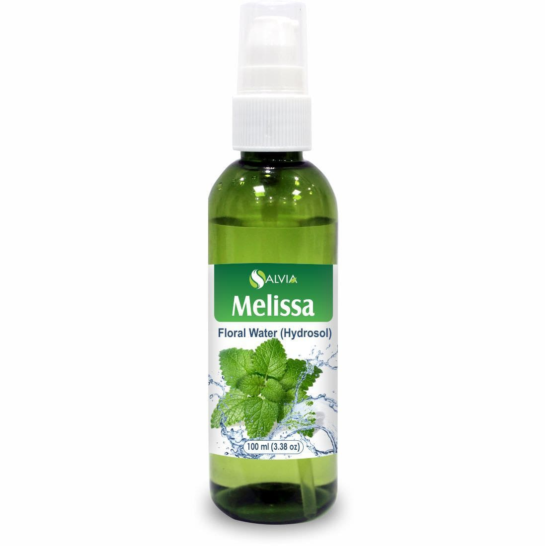 Salvia Floral Water 100 ML Melissa (Lemon Balm) Floral Water (Hydrosol) 100% Pure and Natural
