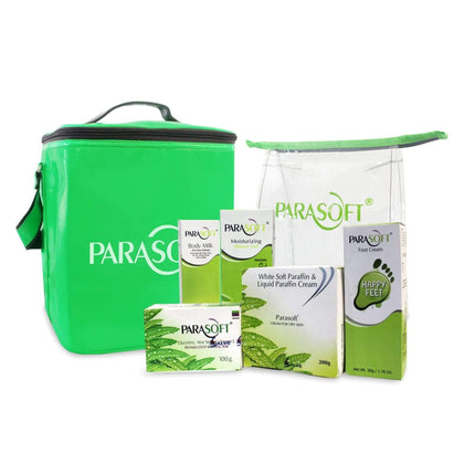 parasoft skin care combo for healthy skin