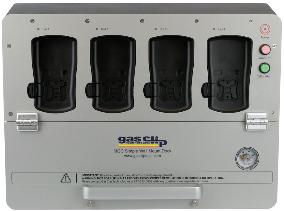 Gas Clip Technologies Multi Gas Clip Simple Dock (each)
