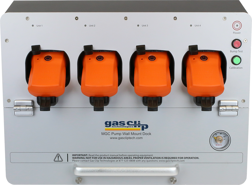 Gas Clip Technologies Multi Gas Clip Pump Dock (each)
