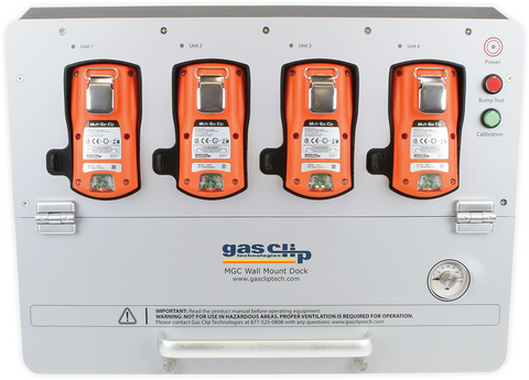 Gas Clip Technologies Multi Gas Clip Dock (each)