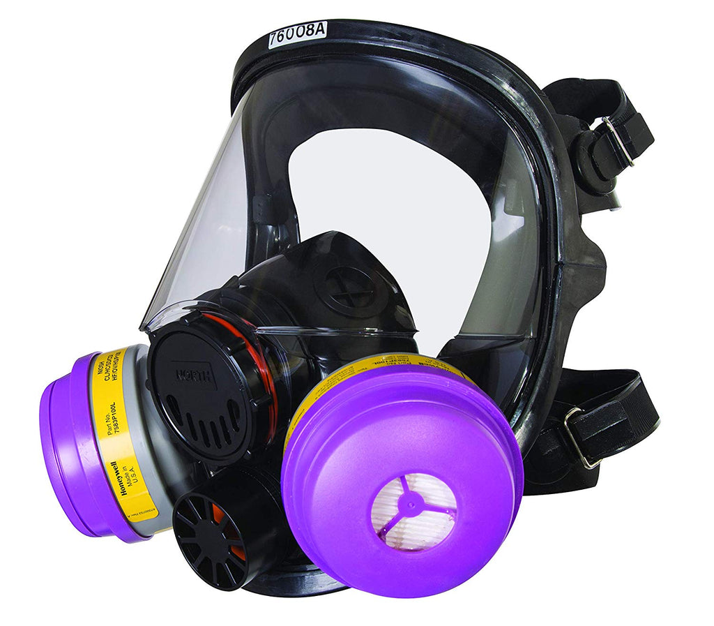 Honeywell North 7600 Full Face Respirator (each)