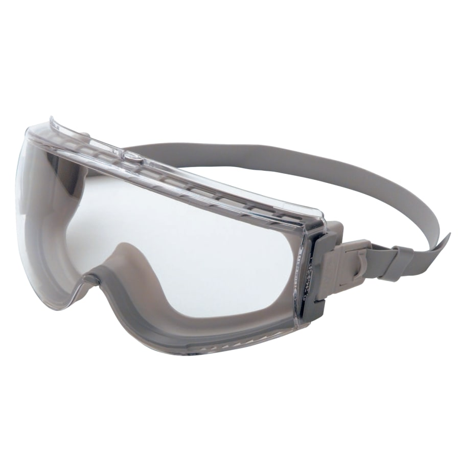 Honeywell Uvex  Stealth Goggles, Clear/Gray, Uvextreme Coating (each)