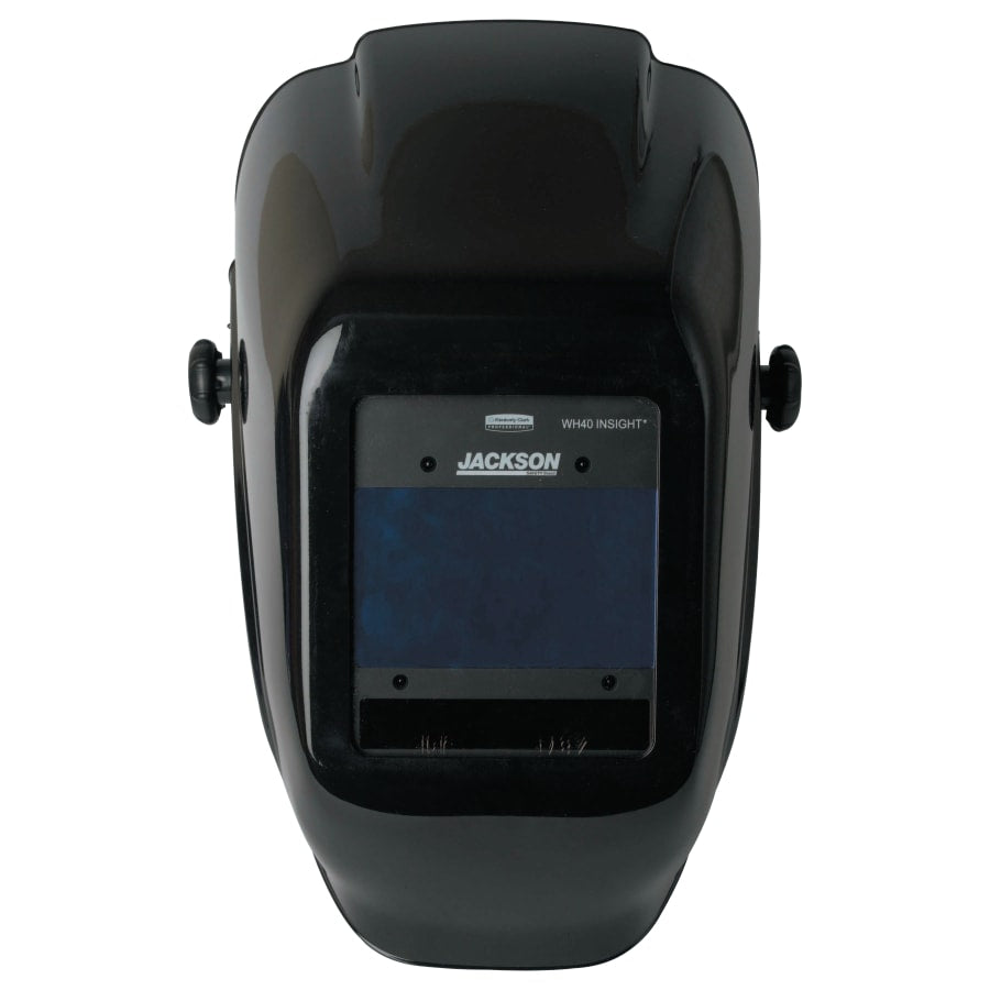 Jackson Safety Insight Digital Variable ADF Welding Helmets, 9-13, Black, 3.93 in x 2.36 in (each)