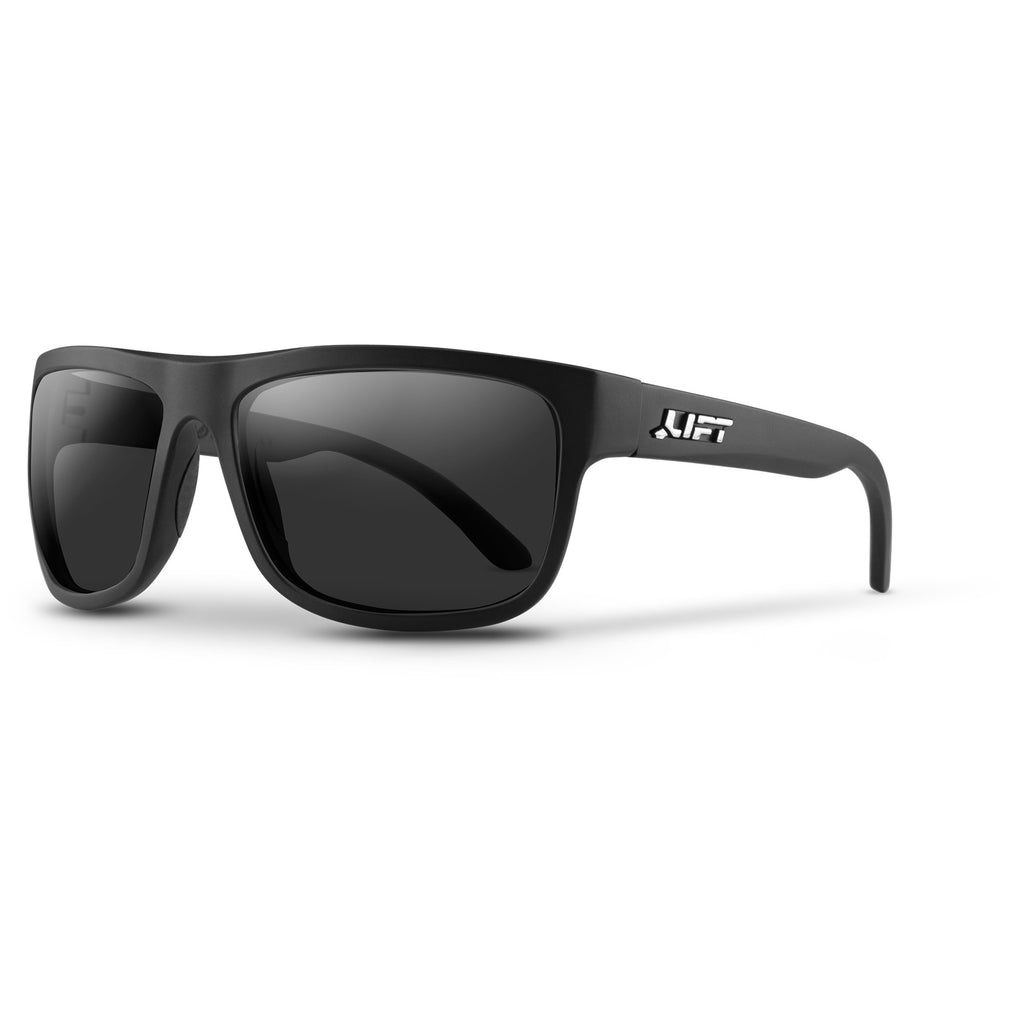 Lift Banshee Matte Black, Polarized (each)