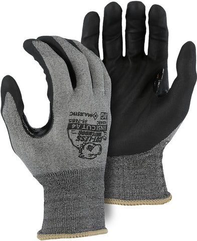 Majestic Cut-Less Watchdog® Glove with Foam Nitrile Palm Coating, Cut A4 (dozen)