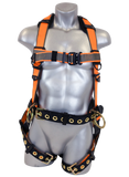 Malta Dynamics Warthog® MAXX Belted Side D-Ring Harness (each)