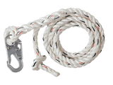 Malta Dynamics Polysteel Rope W/Snap Hook (each)