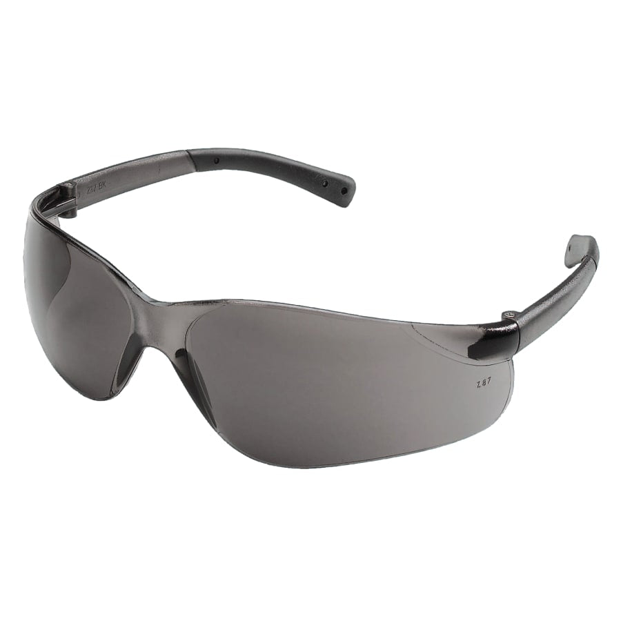 MCR Safety Crews BearKat, Gray Lens, Duramass Scratch-Resistant (dozen)