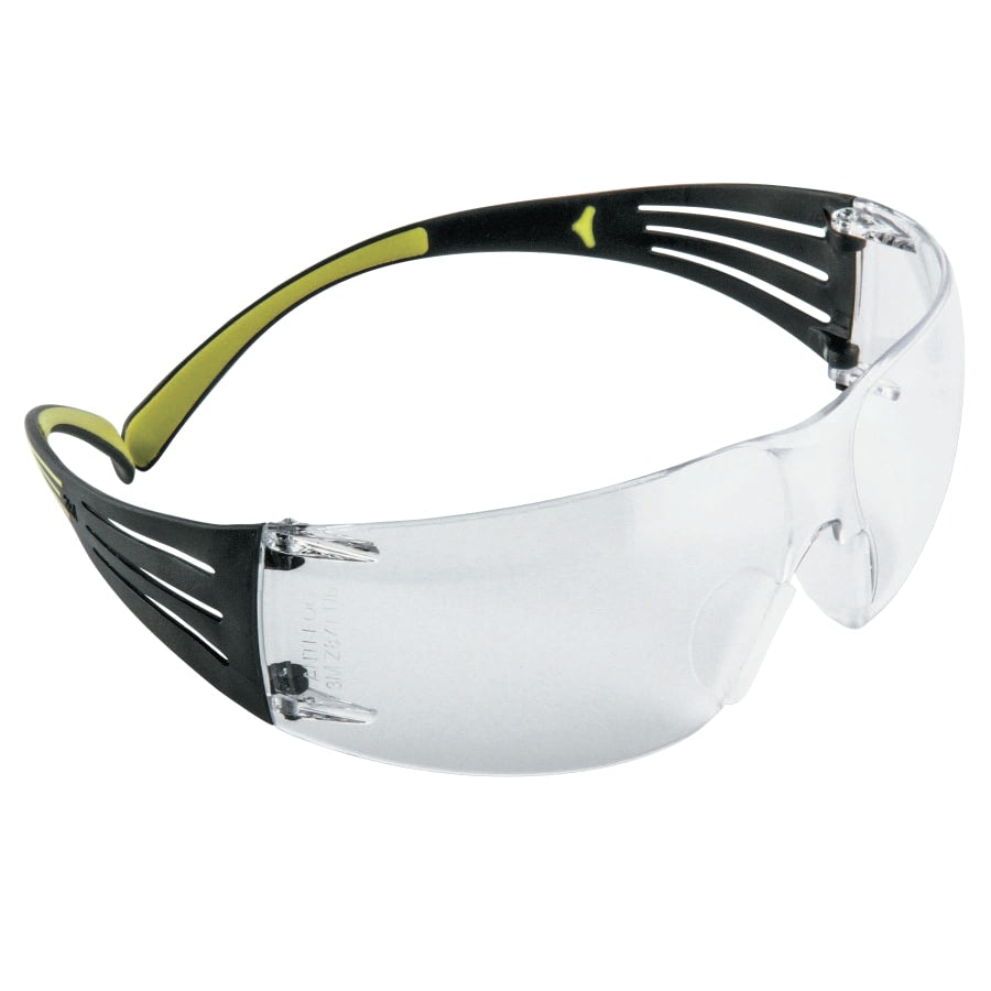 3M SecureFit Protective Eyewear, 400 Series, Clear Lens, Anti-Fog (case of 20)