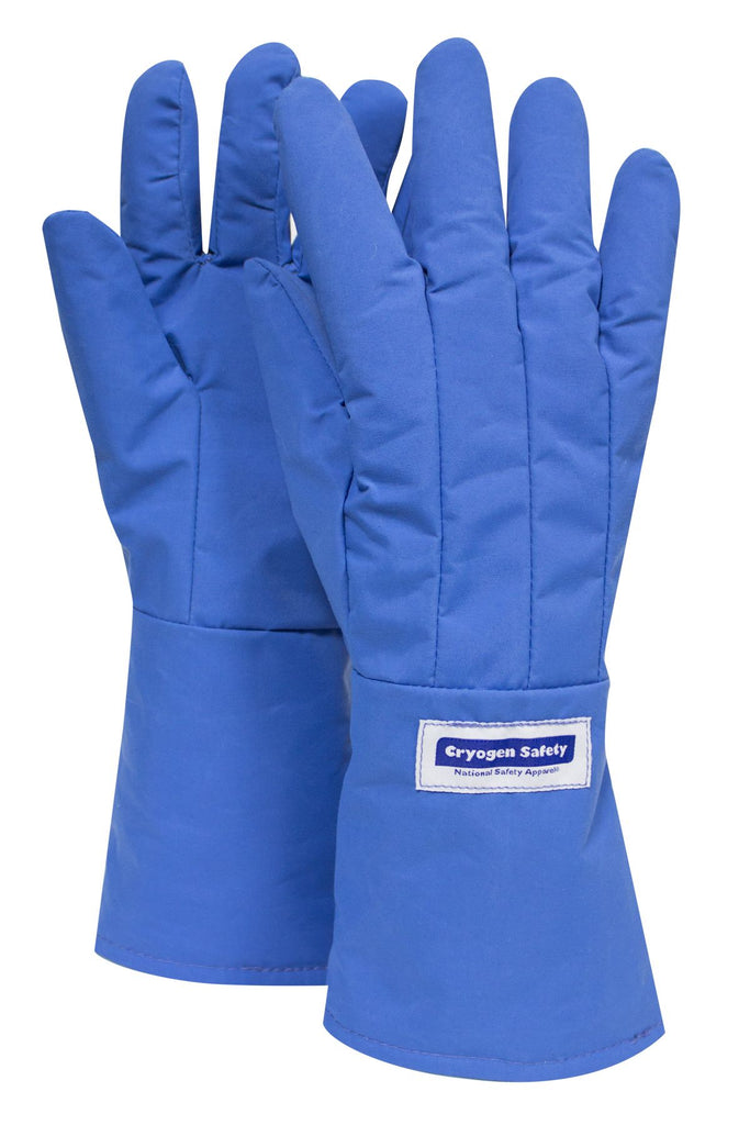 "National Safety Apparel Waterproof Mid-Arm Length Cryogenic Gloves, 15"" (pair)"