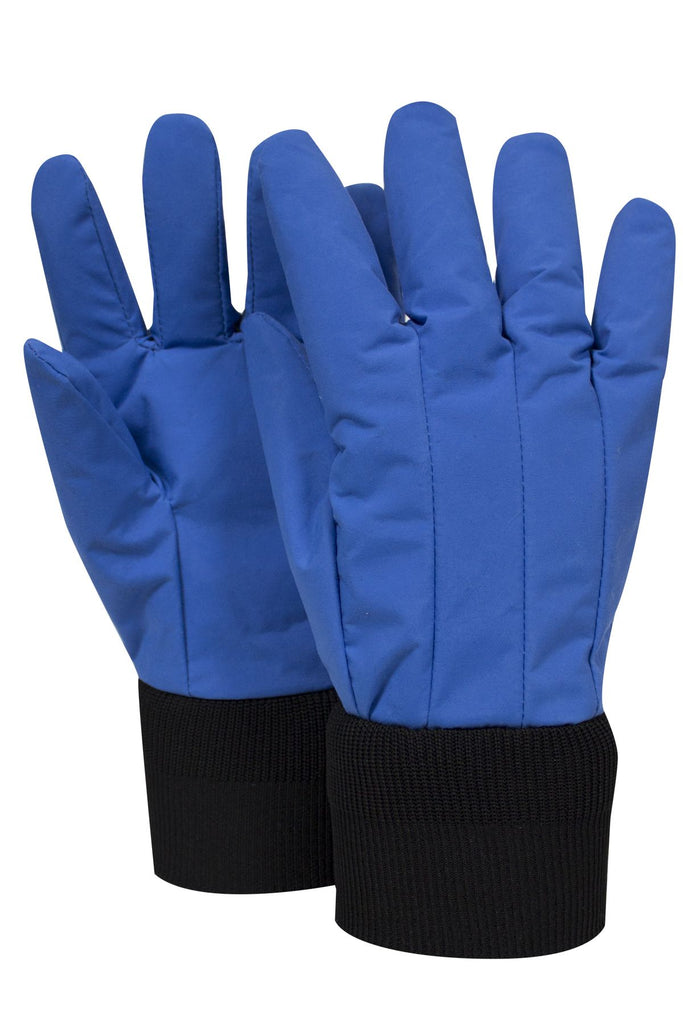"National Safety Apparel Water Resistant Wrist Length Cryogenic Gloves, 12"" (pair)"