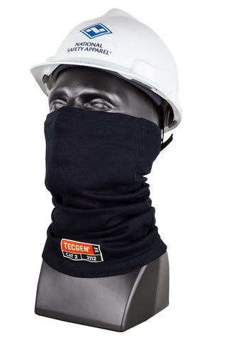 National Safety Apparel Tecgen FR Neck Gaiter CAT 2, 11 cal/cm² (each)