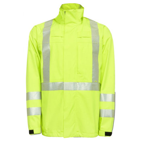 National Safety Apparel Targo Foul Weather Jacket, 30 cal/cm² (each)