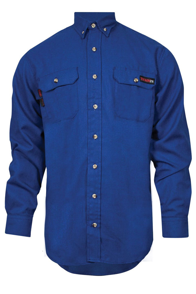 National Safety Apparel Tecgen Select FR Work Shirt, 8 cal/cm² (each)