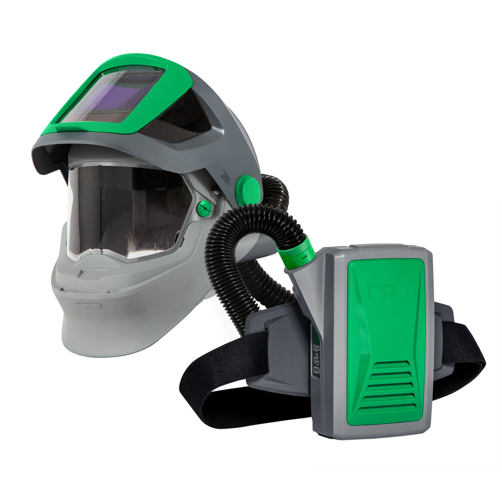 RPB Z4 Respirator, FR Face Seal, Breathing Tube, PX5 PAPR, Spark Arrestor (each)
