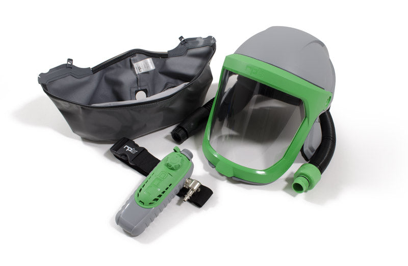 RPB Z-Link Respirator, Safety Lens, Face Seal Zytec FR, Breathing Tube, Climate Control (each)