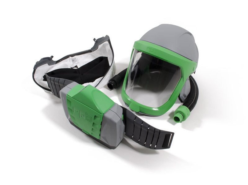 RPB Z-Link Respirator, Safety Lens, Face Seal Tychem QC, Breathing Tube, PX4 PAPR (each)