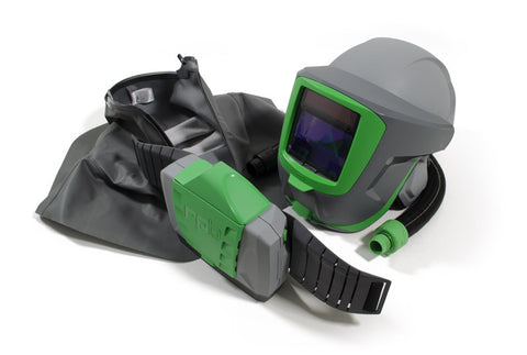 RPB Z-Link Respirator, Safety Lens, Weld Visor, Shoulder Cape Zytec FR, Breathing Tube, PX4 PAPR (each)