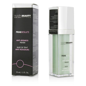 Fusion Beauty Prime Results Anti Redness Primer --30ml-1oz By Fusion Beauty