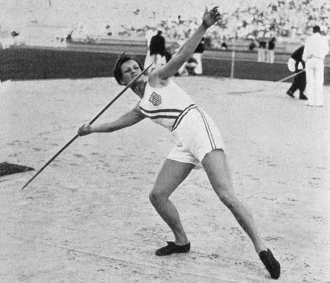Babe Zaharias Track and Field