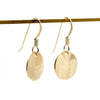 Circle Everyday Earrings in Gold Vermeil - Queens Metal