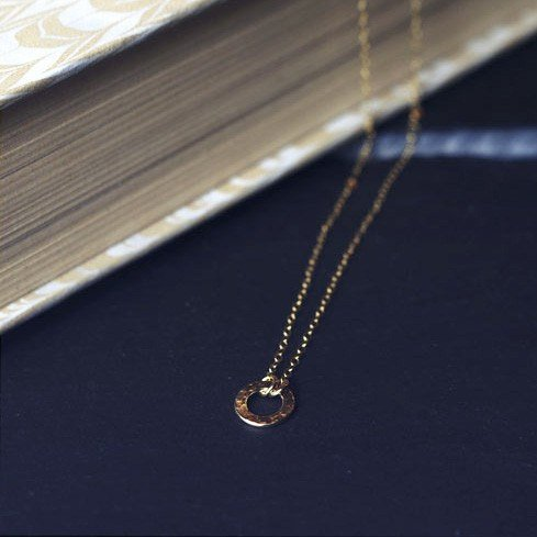 Mia Necklace in 14K Gold Vermeil - Queens Metal