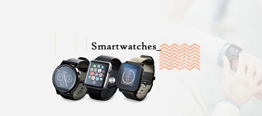 Discover our amazing collection of smartwatches and fitness trackers