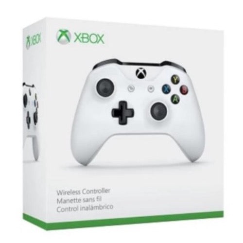 Official Xbox One S Wireless Controller- White