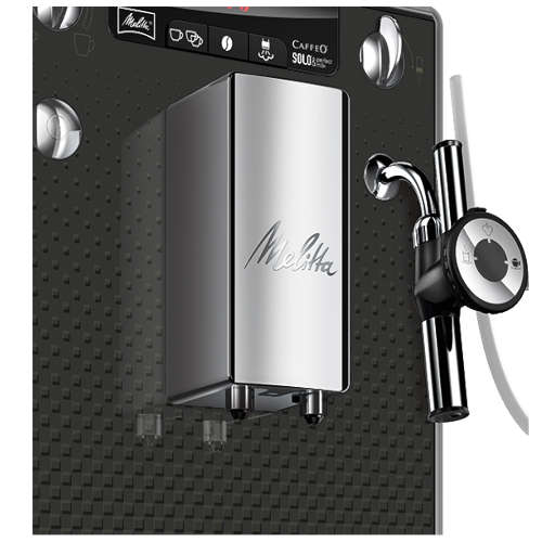 Melitta Caffeo Solo Perfect Milk Automatic Black Bean To Cup | 6708719 | Coffee Machine