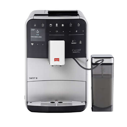 Melitta Barista TS® Smart Bean To Cup Coffee Machine | silver